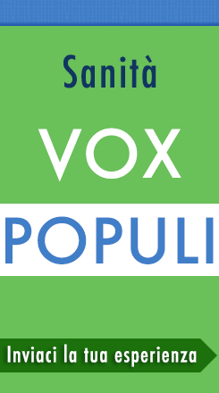 Sanità Vox Populi - Dai voce alle tue esperienze